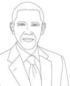 Barack Obama Coloring Pages Awesome Barack Obama Coloring Barack Obama Coloring Page