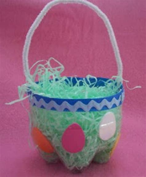 creative easter basket craft ideas how to make and 25 cute and creative homemade easter basket ideas page 3
