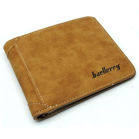 Dompet Kulit 5 1 baellerry dompet kulit pria bahan nubuck model horizontal