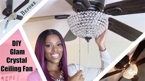 glam ceiling fans best 20 ceiling fan redo ideas on ceiling fan