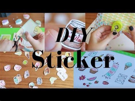 Sticker Selber Machen by Diy Sticker 5 Ideen Zum Sticker Selber Machen