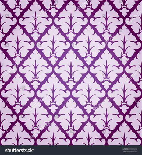 vintage leaf pattern vintage vector leaf damask brocade vine stock vector