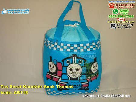 Tas Karakter Anak 8 tas untuk souvenir ulang tahun anak souvenir tas ulang