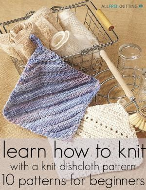 stuff to knit for beginners diagonal knit dishcloth pattern by trent