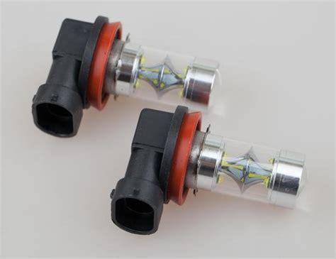 H8 Led Fog Light Bulb Aliexpress Buy 2pcs 45w Bright White Socket H8 H9 H11 Cree Led Fog Light Source Bulb