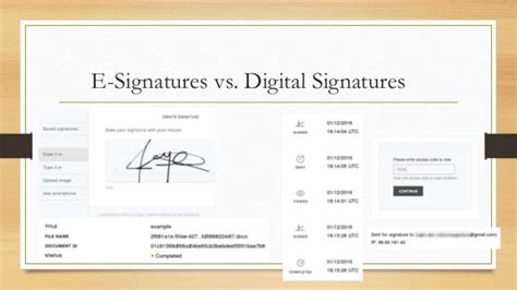 Navigating Electronic Signature Law In Florida Electronic Signature Policy Template For Healthcare