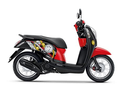 Lu Projector Honda Scoopy honda scoopy i active boy 2014 acf110sff 2th 2014