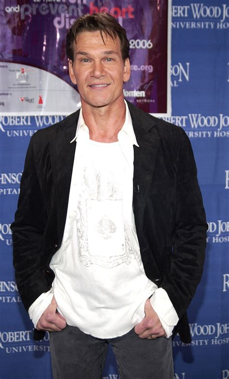 patrick swayze movies and biography yahoo movies patrick swayze movies and biography yahoo movies