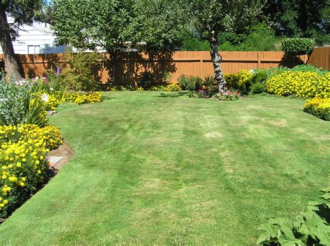 In Backyard by Portland Home Selling Tips Preparing Your Yard In The