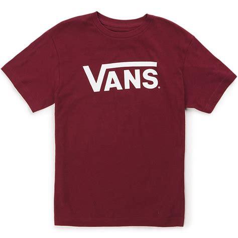 design a vans shirt red vans shirt t shirt design database