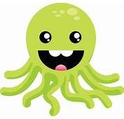 Cute Octopus PNG Image  Mart