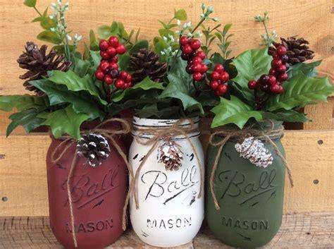 painted decorations best 25 jars ideas on
