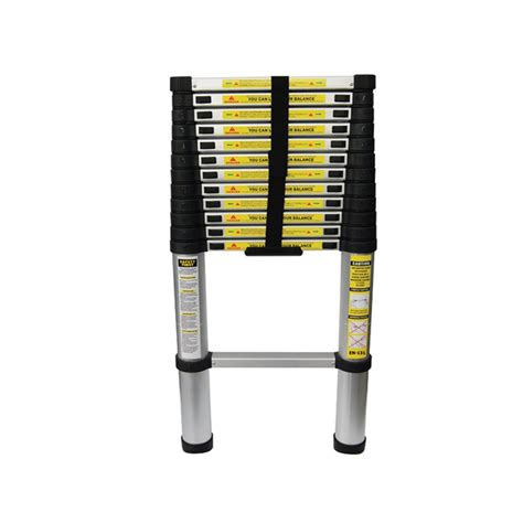 Telescoping L Changer by Telescopic Ladder 3 8m En131
