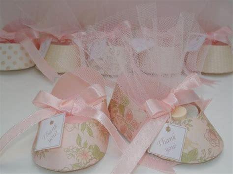 shabby chic baby shower favor baby girl s birthday baby girl shoe