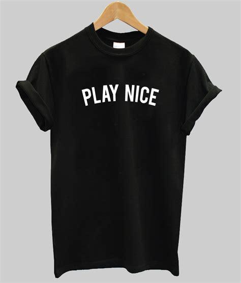 Tshirt Play play t shirt