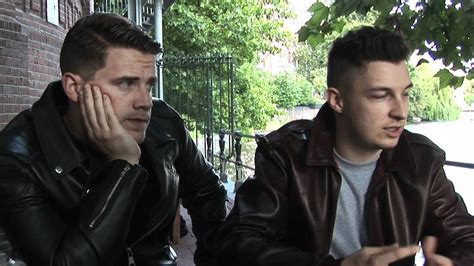arctic monkeys interview matt helders and jamie cook