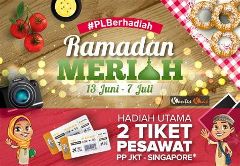 Tiket Jakarta Singapore Pp kontes foto paramount land berhadiah 2 buah tiket pp