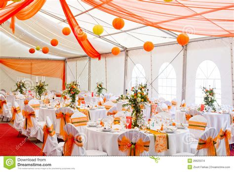 Fine Dining Room Tables by Wedding Tables Stock Images Image 26625074