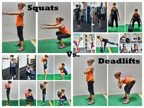 Vs Only squats vs deadlifts redefining strength