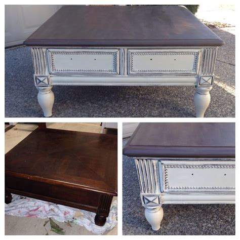17 best ideas about painting coffee tables on