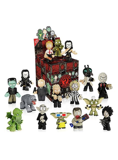 funko pop vinyl figures mystery minis hot topic funko horror classics series 2 mystery minis blind box