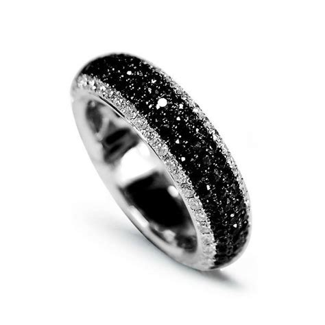 best 25 black engagement rings ideas on black