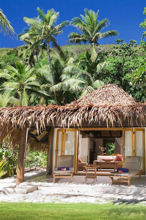 Perfect Beach House In Fiji In My Dreams Pinterest The House Fiji