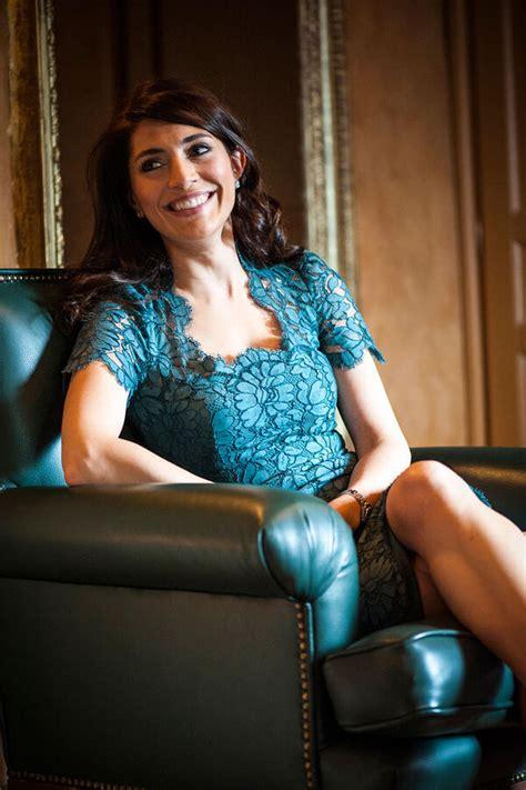 Caterina Murino New Bond by Caterina Murino Solange In Casino Royale At Yesterday S