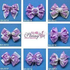 Hair Accessory Business Outlook by Pinwheel Bow Pinwheels And Tes On