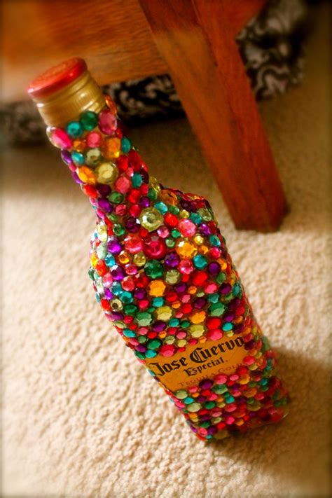 birthday tequila best 25 bedazzled bottle ideas on pinterest how to