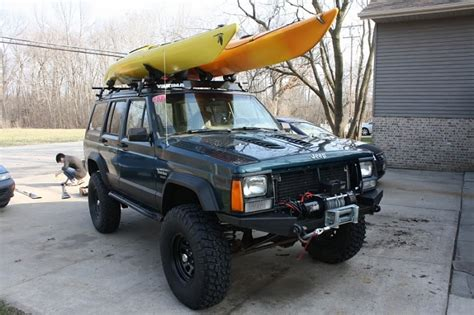 Mounting A Sot Kayak On Top Jeep Cherokee Forum