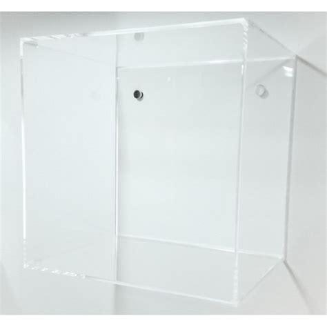 clear acrylic bookshelves acylic wall cube shelves shop