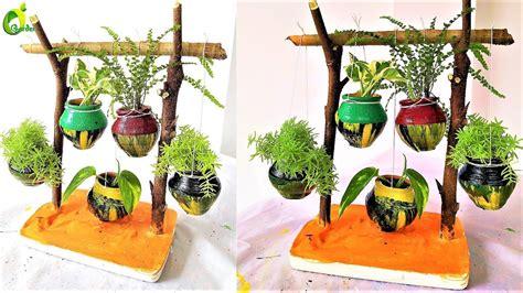 model gardenhanging plant decoration ideasgarden