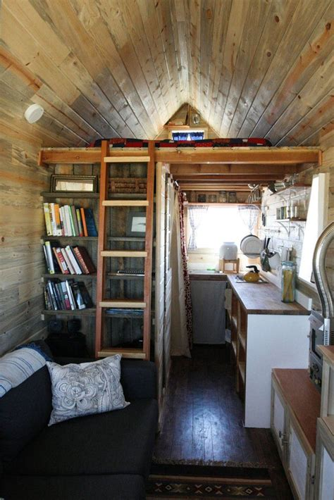 Small House Tour by Christopher Amp Merete S Truly Tiny Home On The Range