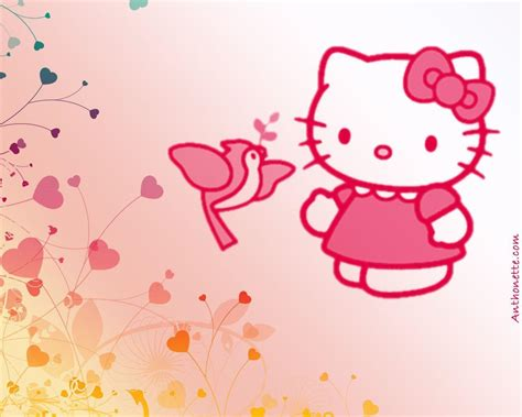 themes hello kitty laptop hello kitty backgrounds for laptops wallpaper cave