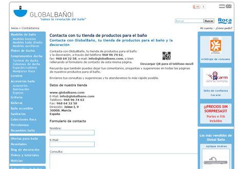 paginas de venta de muebles online dise 241 o web y optimizaci 243 n seo de globalba 241 o tienda de