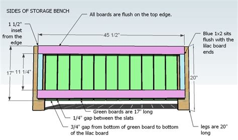 wood working projects this is outdoor wooden storage bench plans