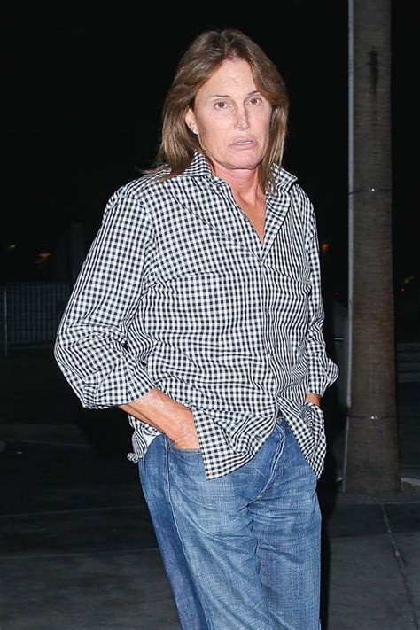 what the deal with bruce jenner bruce jenner slammed by transgender reporter for using his