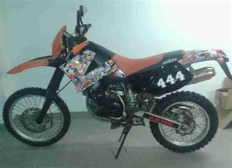 Sticker Bomb Motorrad by Ktm Lc4 640 Stickerbomb Bestes Angebot Von Ktm
