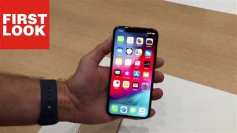 1 Iphone Xs Apple Iphone Xs Ausprobiert Apples Wunderwaffe Computer Bild