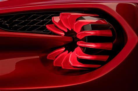 Aston Martin Lights by Aston Martin Vanquish Zagato Coupe Is A Wish Come True