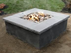 How diy concrete fire pit ideas diy concrete fire pit tutorial