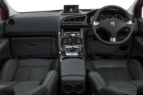 peugeot 3008 2015 interior peugeot 3008 2015 dashboard gallery
