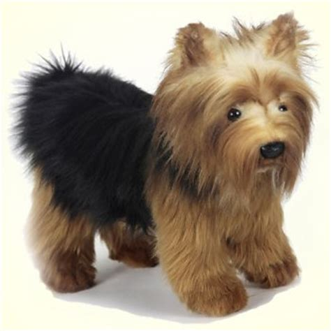stuffed yorkie puppy plush toys and stuffed animals