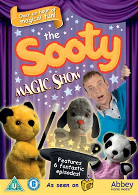 Abby Cny Set Yellow by Sooty Magic Show Dvd Review Et Speaks From Home