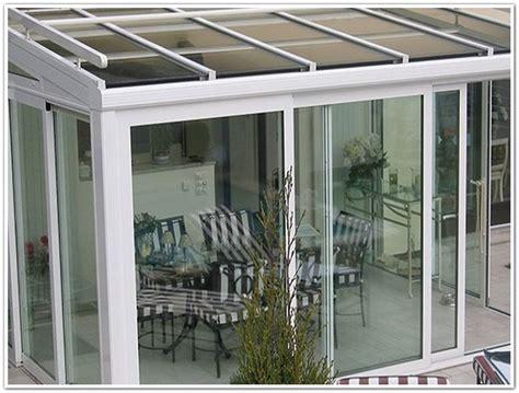prezzi verande in alluminio e vetro verande esterne mobili chiuse e apribili giardini d inverno