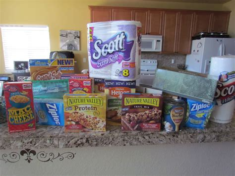 Stock Your Pantry by Box Tops For Education Pantry Stock Up Giveaway