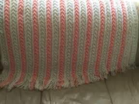 Crochet Patterns For Home Decor Arrow Stitch Afghans Crochet Pattern Stylesidea
