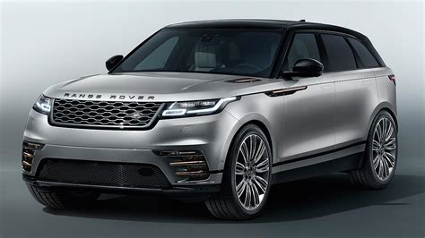 range rover range rover velar revealed new rangie for the city