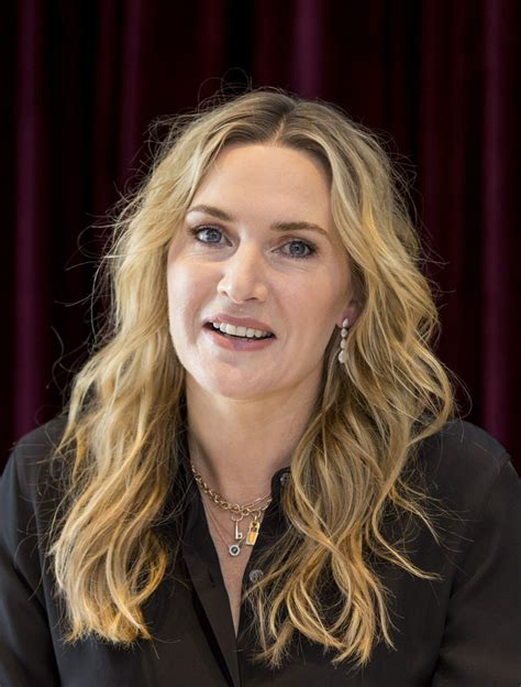 Kate Winslets by Kate Winslet At The Mountain Between Us Photocall At 2017